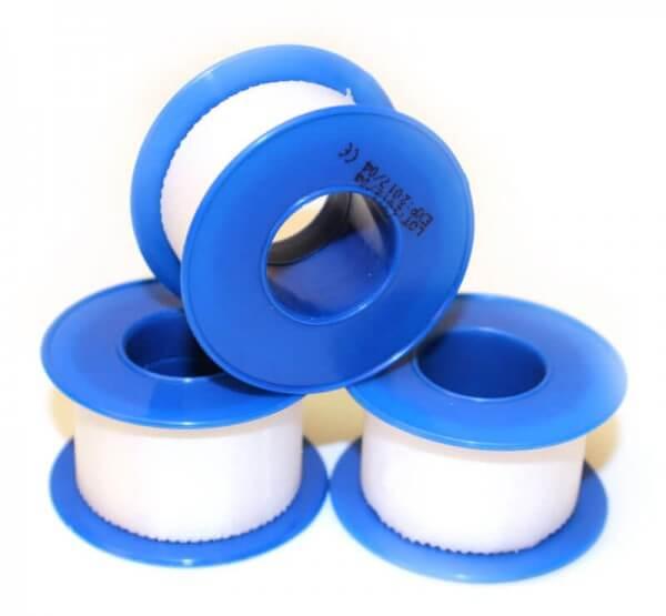 Befestigungspflaster für Silikon-Elektroden