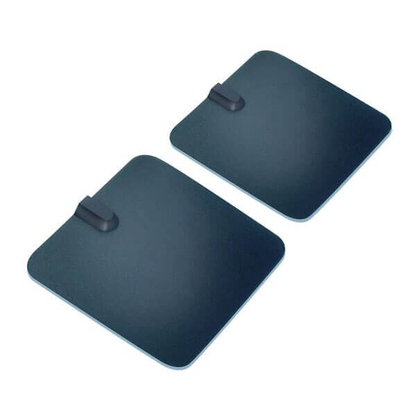 Silikon-Elektroden 65x70 mm
