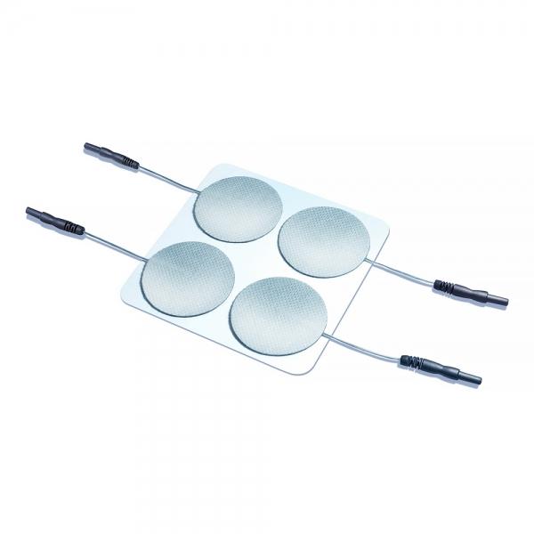 Stimex Klebeelektroden 50x50 mm, rund
